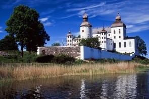 Zámek Läckö