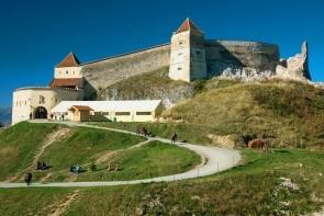 Pevnost Râșnov