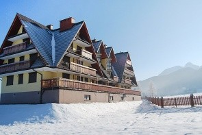 Apartmán Giewont View