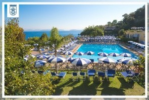 Hotel Oasi Castiglione A Thermal Park S Bazénem