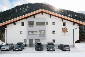 Apartmány Stöcklhof (Pettneu Am Arlberg)