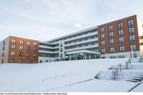 Santé Royale Gesundheitsresort Warmbad Wolkenstein