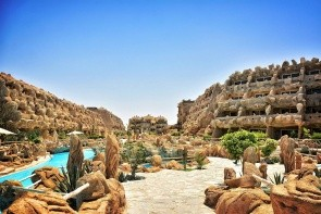 Caves Beach Resort Hurghada