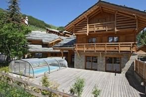 Chalet Le Prestige Lodge