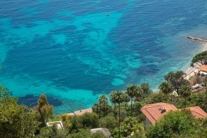 Azurové pobřeží (Francouzská riviéra)