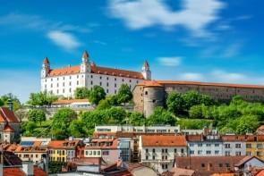 Bratislava a okolí