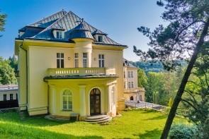 Lázeňský Dům Moravan: Relaxace V Lázních 2 Noci