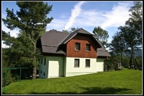 Apartmány A Chata Šumava (Hojsova Stráž)