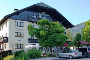 Bad Goisern, Pension Bergblick - Léto