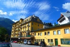 Bad Gastein, Hotel Mozart*** - Léto