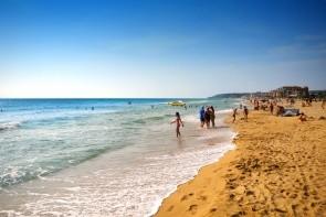 Pláž Sluneční pobřeží