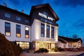 Hotel Apis: Rekreační Pobyt 1 Noc