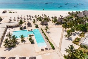 Gold Zanzibar Beach House