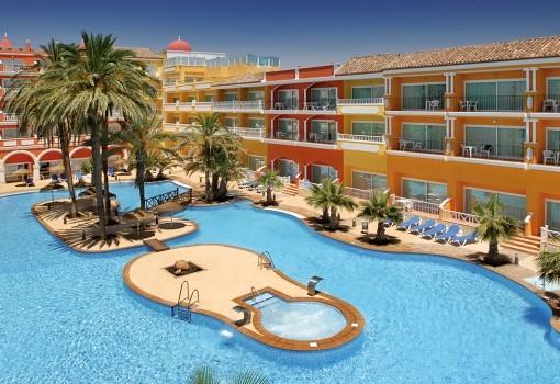 Hotel Mediterráneo Bay