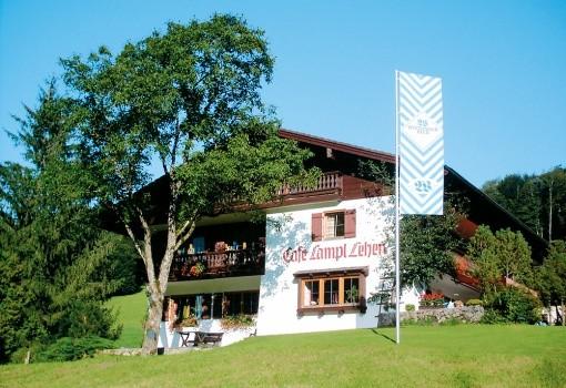 Český hotel Lampllehen