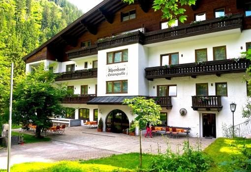 Alpenhaus Evianquelle