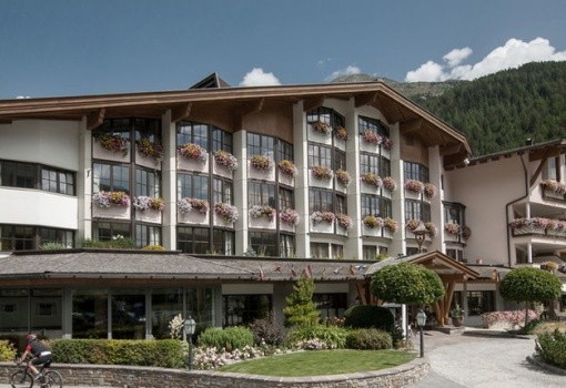 Central Spa Hotel Sölden