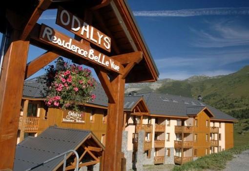 Residence Odalys Belle vue (Saint-François-Longchamp)