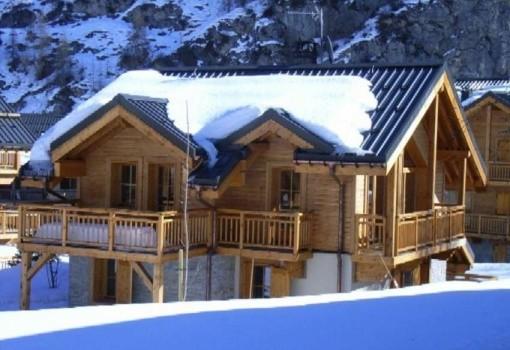 Chalet Odalys Alpen Roc
