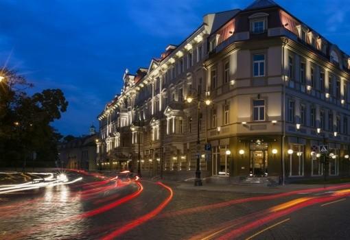 Kempinski Hotel Cathedrale Square
