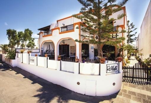 Hotel a apartmány Koralli