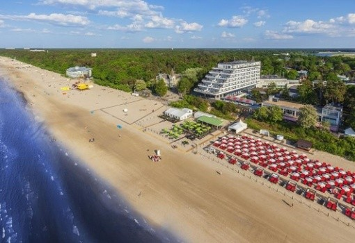 Baltic Beach & SPA (Jurmala)