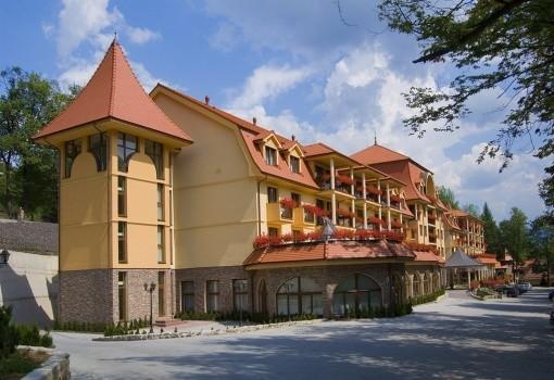 Lázeňský dům Lysec