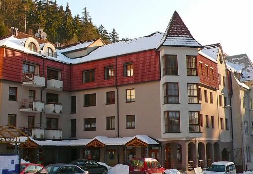 Apartmán Lanovka CZ3625.200 (Jáchymov)