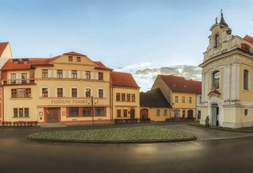 Penzion Panský Dům (Rožmitál pod Třemšínem)