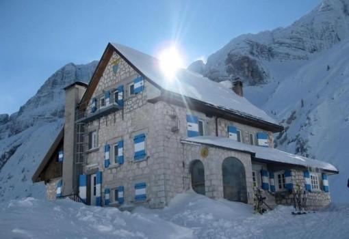 Chata Gilberti (Prevala)