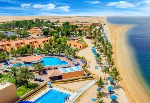 Smartline Ras Al Khaimah Beach Resort (ex. Bin Majid Beach Resort)