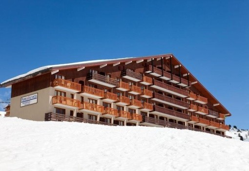 Rezidencia Le Mont Soleil