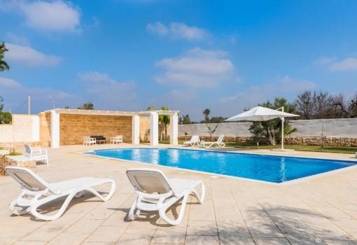 Vila Malaspina Luxury Pool (Capilungo/Gallipoli)