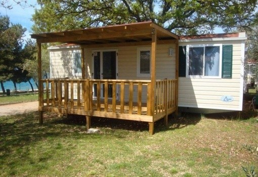 Kemp Imperial - mobil home