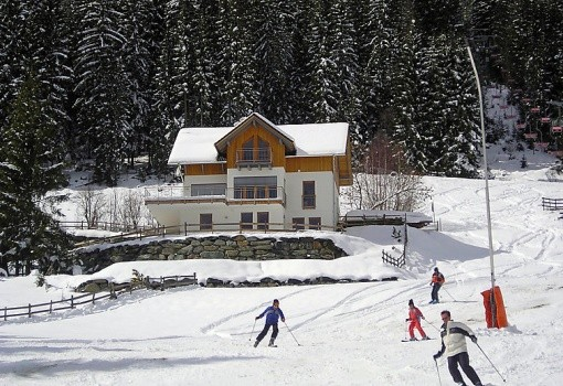 Soukromý dům Schwalbenweg