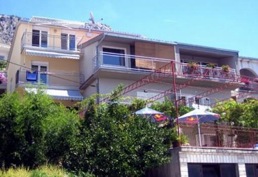 Apartmány Burič