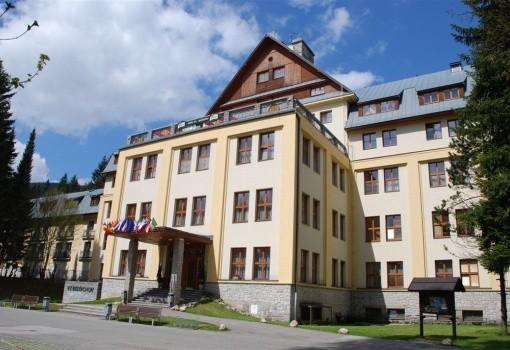 VZ Bedřichov - středisko Bedřichov