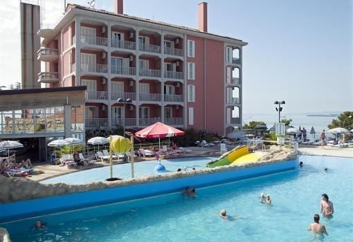 Residence Marina apartmanok