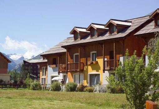 Residence Chalets du Jardin Alpin