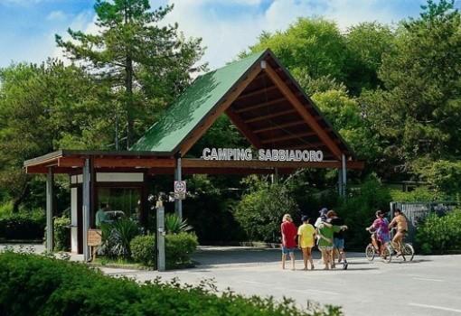 Camping Villaggio Sabbiadoroo