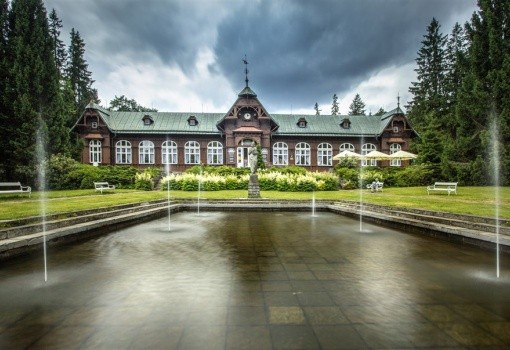 Lázeňské domy Karlova Studánka
