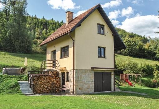 Chata Malá Bystřice TMS116