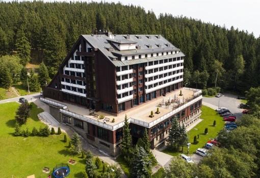 OREA Wellness Hotel Horizont (Železná Ruda)
