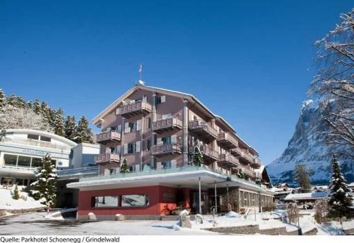 Parkhotel Schoenegg ***s (Grindelwald/Berner Oberland)