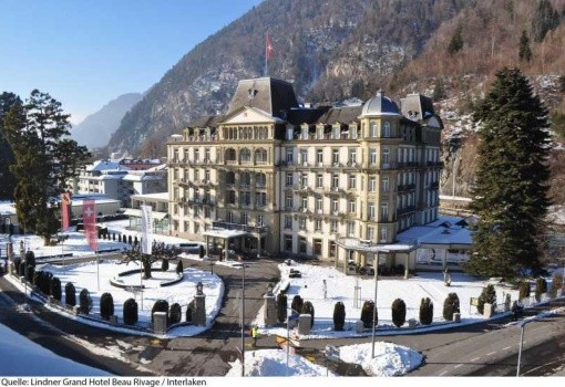 Lindner Grand Beau Rivage (Interlaken)