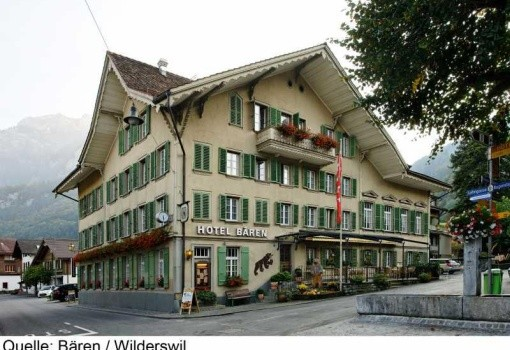 Bären (Interlaken - Wilderswil)
