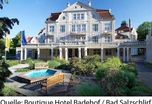 Boutique Badehof(Bad Salzschlirf)