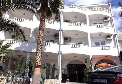 Apartmány Žaja