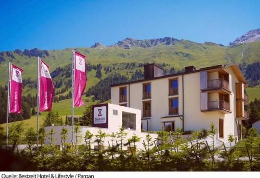 Bestzeit - Hotel & Lifestyle (Parpan)