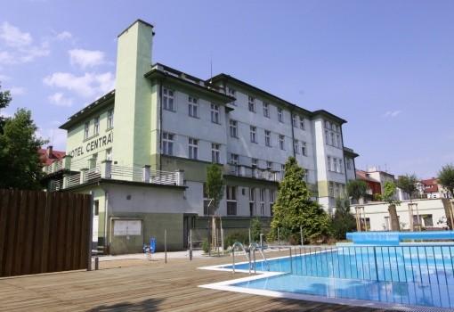 Centrál - wellness hotel